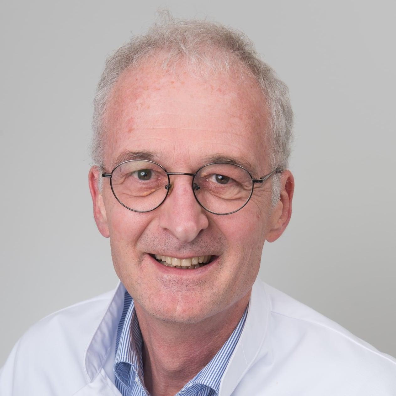 Prof. dr. Ernst van Heurn
